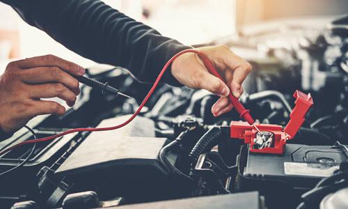 Audi Battery Check