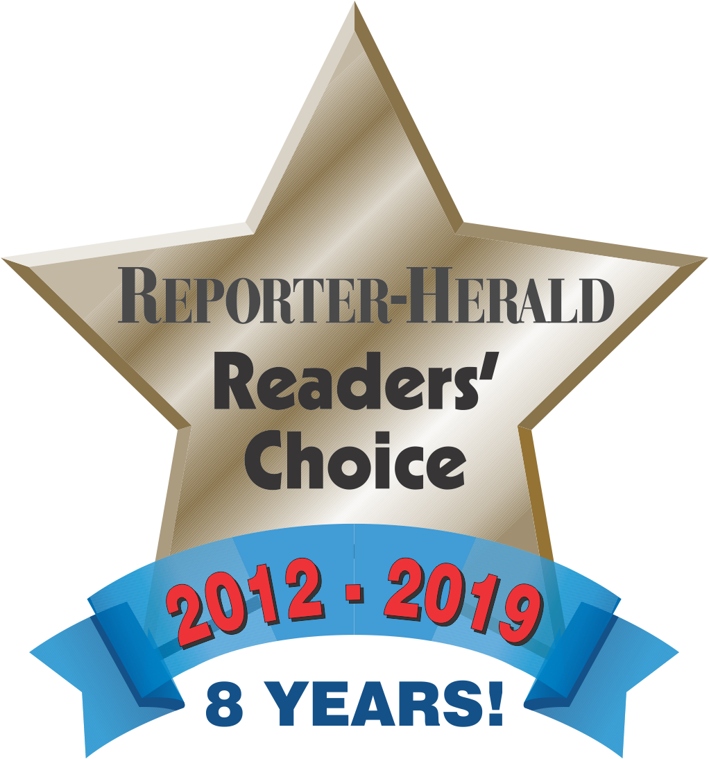Reporter Herald Readers' Choice 8 Years