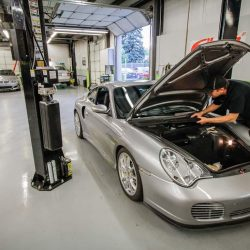 Porsche repair experts in Denver.