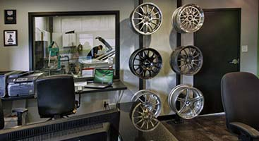 Factory trained BMW service specialists in Denver.