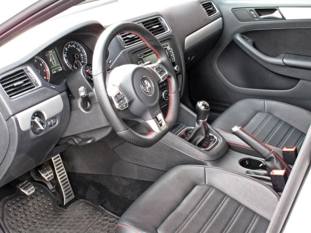 Used VW Vehicle Interior