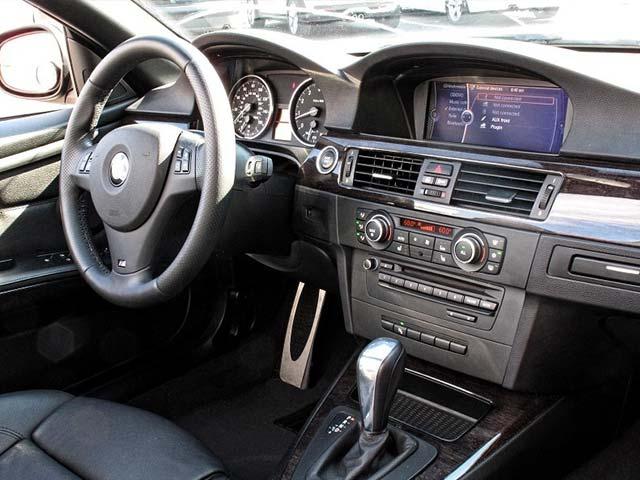 BMW Coupe Interior