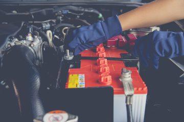 Replacing a Car Battery