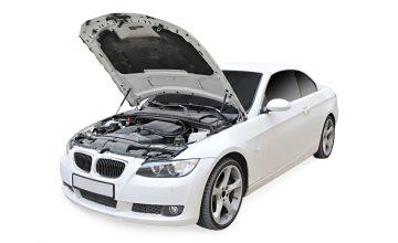 BMW Engine Under the Hood