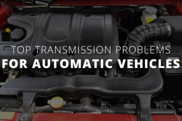 Transmission Problems for Automatic Vehicles