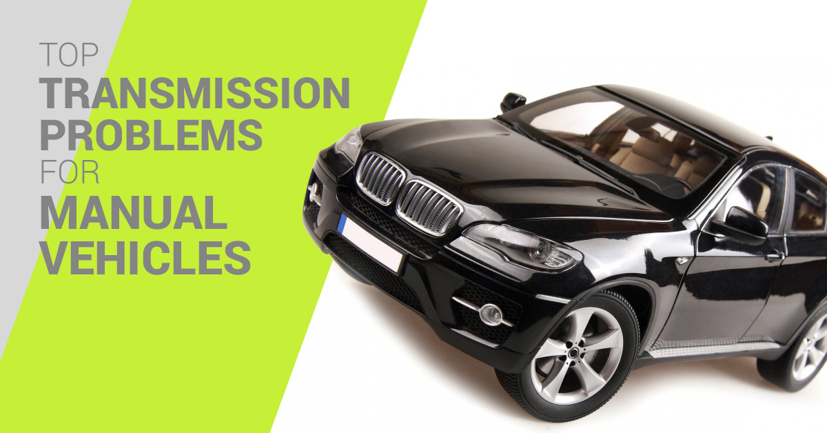 Transmission Problems for Manual Vehicles