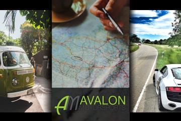 Avalon Motorsports Triptych