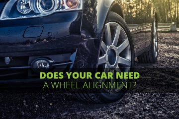 Does Your Car Need a Wheel Alignment
