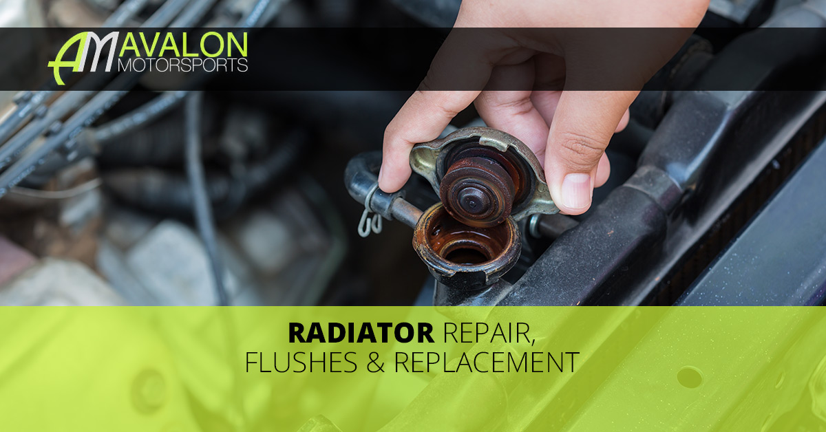Radiator Services Banner