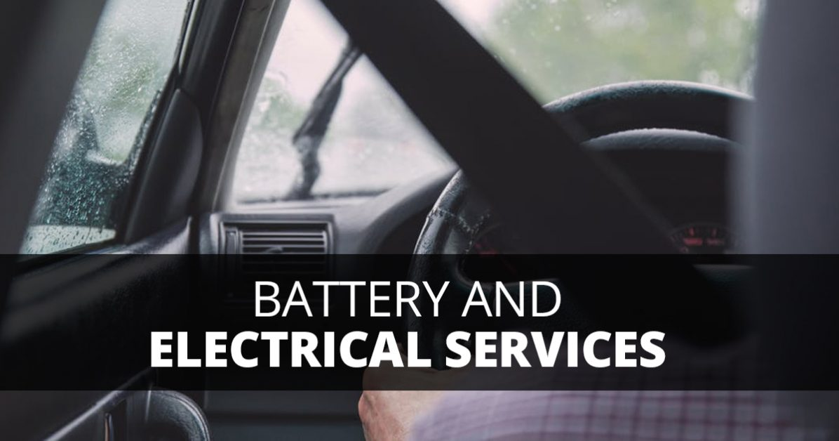 Battery and Electrical Services