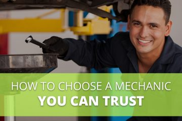 How to Choose the Right Mechanic