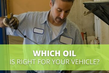 Which Oil Is Right for Your Vehicle