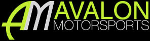 Avalon Motorsports Black Logo