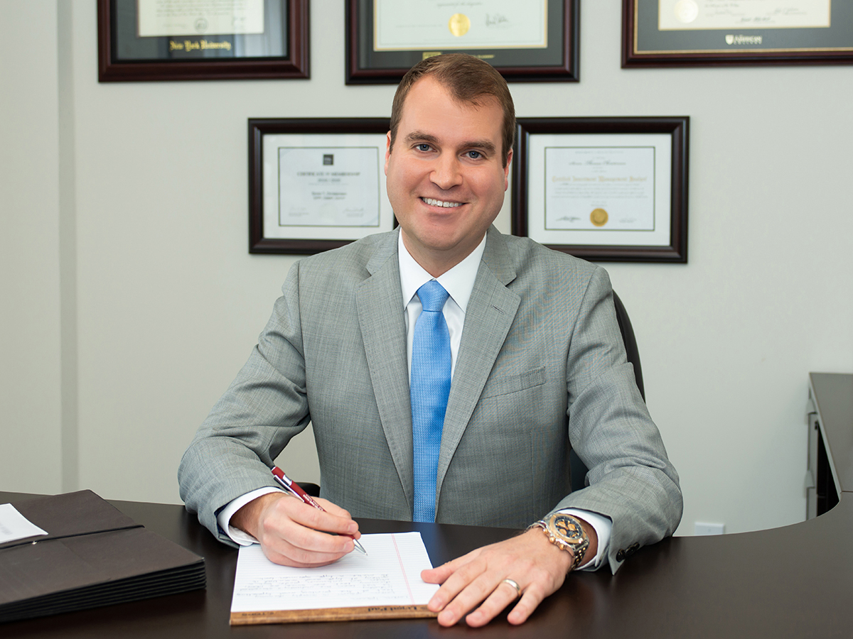 Soren Christensen - Comprehensive Financial Advisor Specializing in Financial Planning and Wealth Management in Naples and Fort Myers, FL.