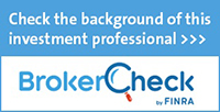 FINRA Broker Check - Search for this Naples FL Investment Advisor