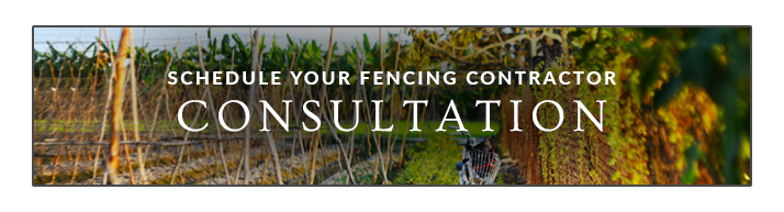 Schedule Your Fencing Contractor Consultation