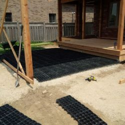 Erosion Control Matting For Deck And Patio - B8 Ventures