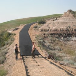 Road Stabilization For Paved Gravel - B8 Ventures