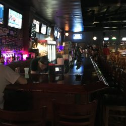 visit a bar with pool tables in Lake Buena Vista