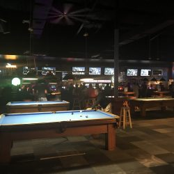 Image of Distant Pool Tables