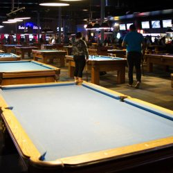 Image of Illuminated Pool Table