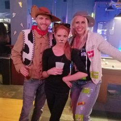 Image of Woody and Friends Halloween