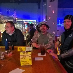 Image of Happy Bar Visitors