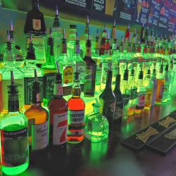 Image of Assorted Liquor at Backstage Billiards