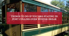 """""""Things to do if you are staying in Fort Collins over winter break"""" banner"""
