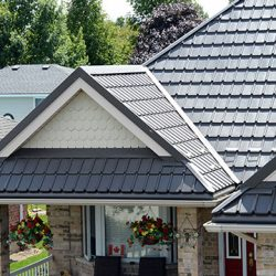 Residential and Commercial Roofing Options by Master Shake in Linwood