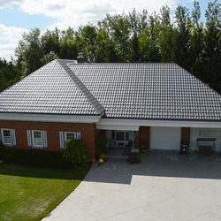 Best Steel Roofing Options by Master Shake in Linwood