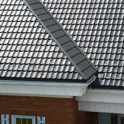 Best Commercial Metal Roof Options by Master Shake in Linwood