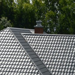Commercial Metal Roof Options by Master Shake in Linwood