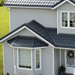 Metal Roofing Examples by Master Shake Roofing in Linwood