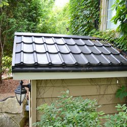 Residential Metal Roofing Systems by Master Shake in Linwood