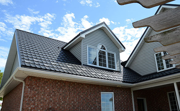 Steel Roofing Systems by Master Shake Roofing in Linwood