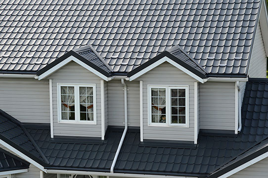 Metal Roofing Products by Master Shake Roofing in Linwood