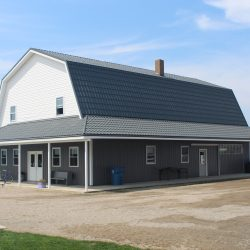 Best Steel Roofs for Barns by Master Shake Roofing in Linwood