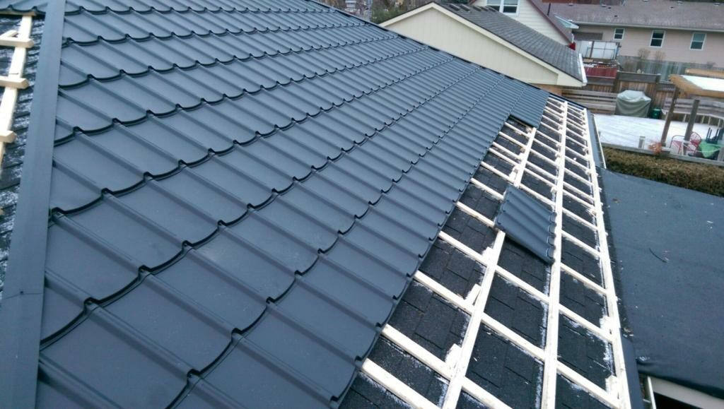 Metal Roof Panels by Master Shake in Linwood