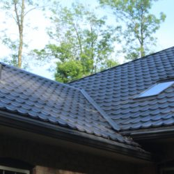Metal Roof Trim by Master Shake in Linwood