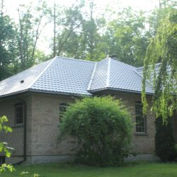 Residential Steel Roofing by Master Shake Roofing Systems in Linwood