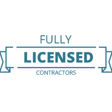 Fully Licensed Contractors Badge