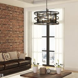 Artcraft Rebar Living Room Lighting at Hermitage Gallery