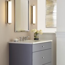 Feiss Edgebrook Bathroom Fixtures in Nashville