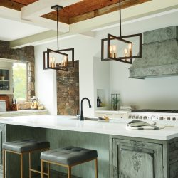 Feiss Finnegan Kitchen Lighting in Nashville
