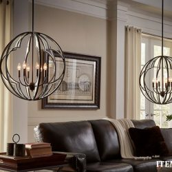 Kichler Montavello Dining Room Lights in Nashville