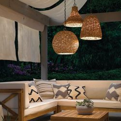 Kichler Palisades Outdoor Lighting Options in Nashville