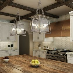 Quoizel Lakeside Kitchen Lights at Hermitage in Nashville