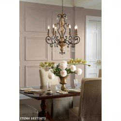 Quoizel Marquette Dining Room Light Fixtures at Hermitage