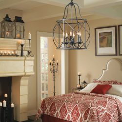 Sea Gull Turbinio Bedroom Light Fixtures in Nashville